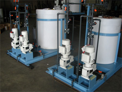 Chemical Dosing Systems Pune India Fluid System