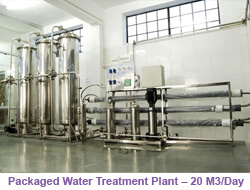 Water Treatment Plants India