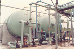Pressure Sand Filters | Pune | India - Fluid System