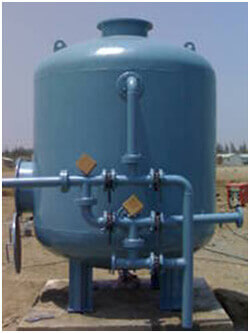 Side Stream Filters Fluid System