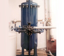 water softeners plants