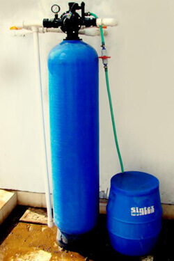 Water Softeners India Water Softening Plant Fluidsystems